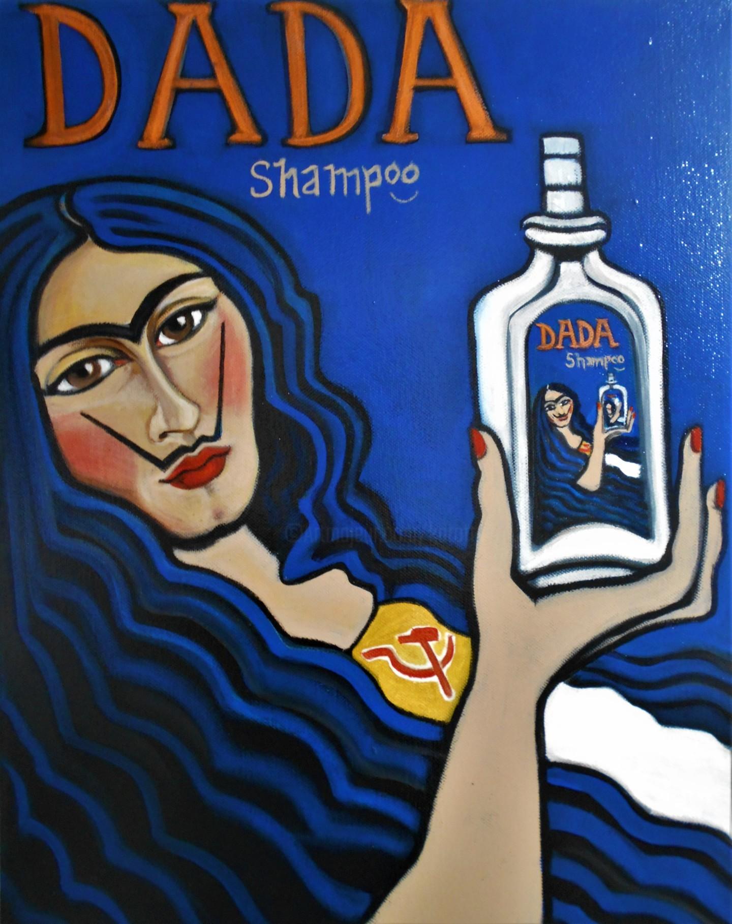 Karotte - Le shampoing dada