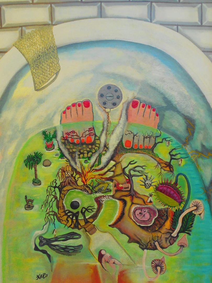 Karotte - Ce que je vois dans l'eau