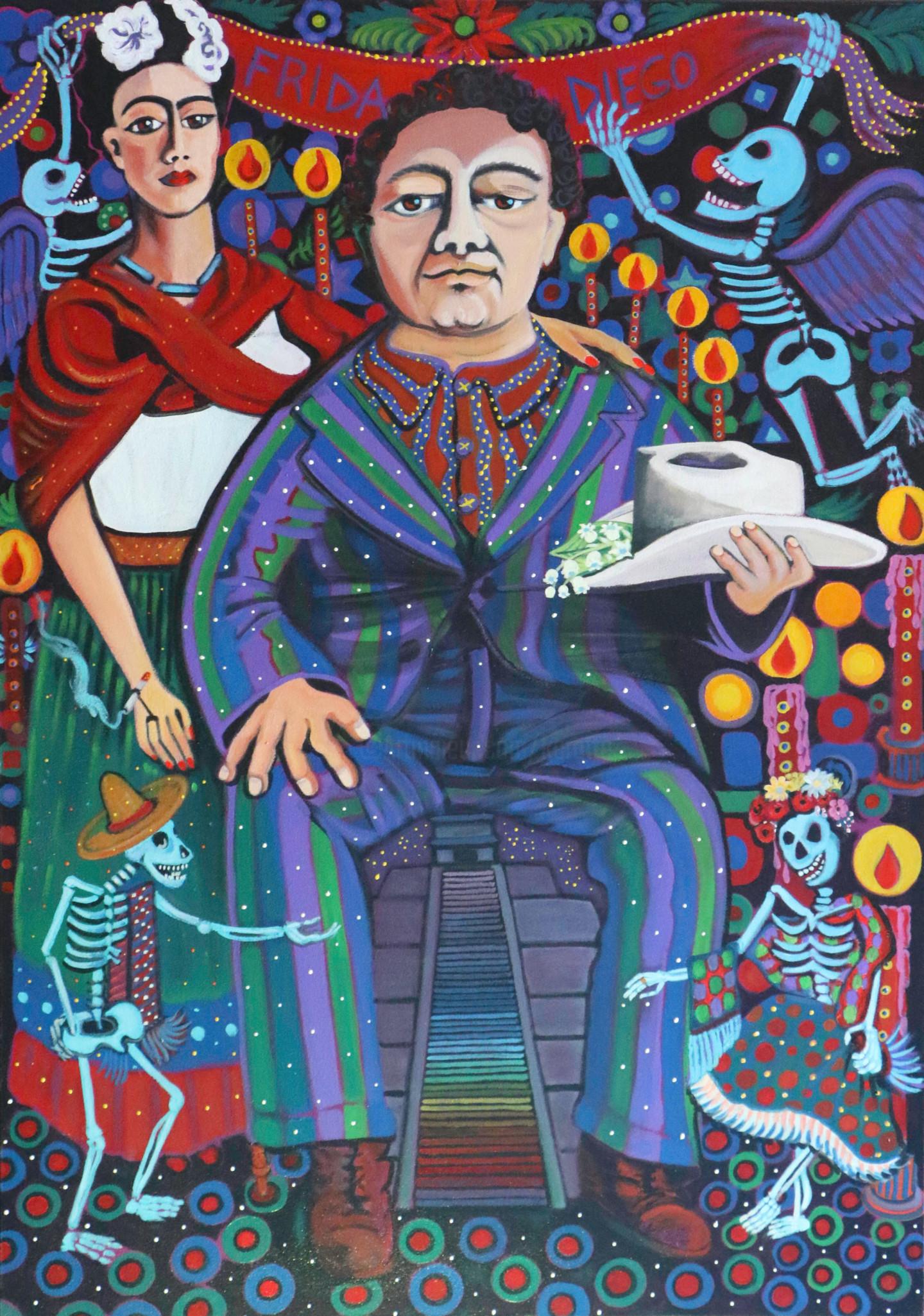Karotte - Frida et Diego: les militants