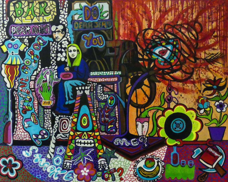Karotte - Niki et Jean :les Co-créateurs