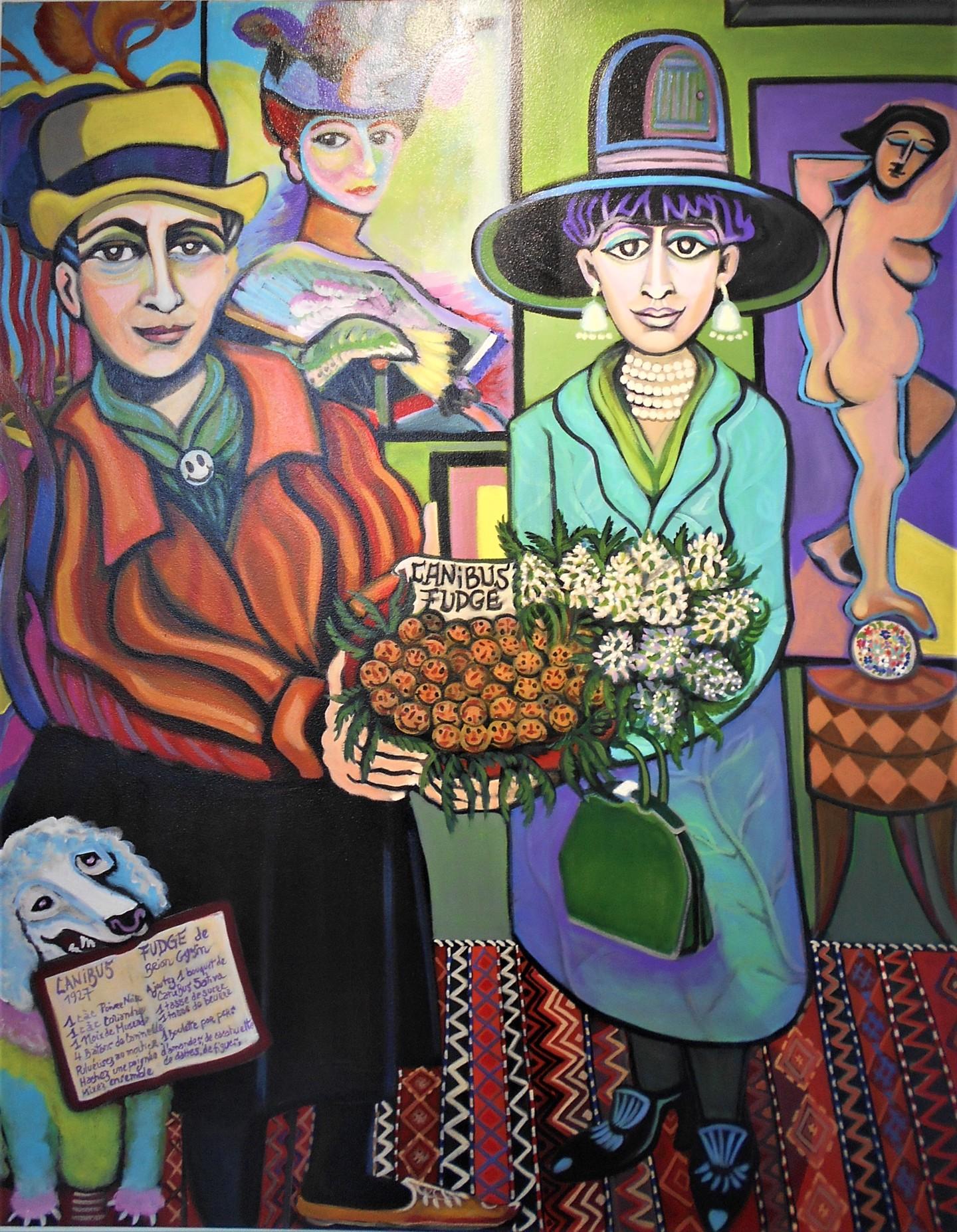 Karotte - Gertrude Stein, Alice Toklas: Les avant-gardistes