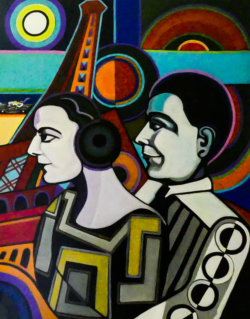 Karotte - Sonia et Robert Delaunay: les quantiques