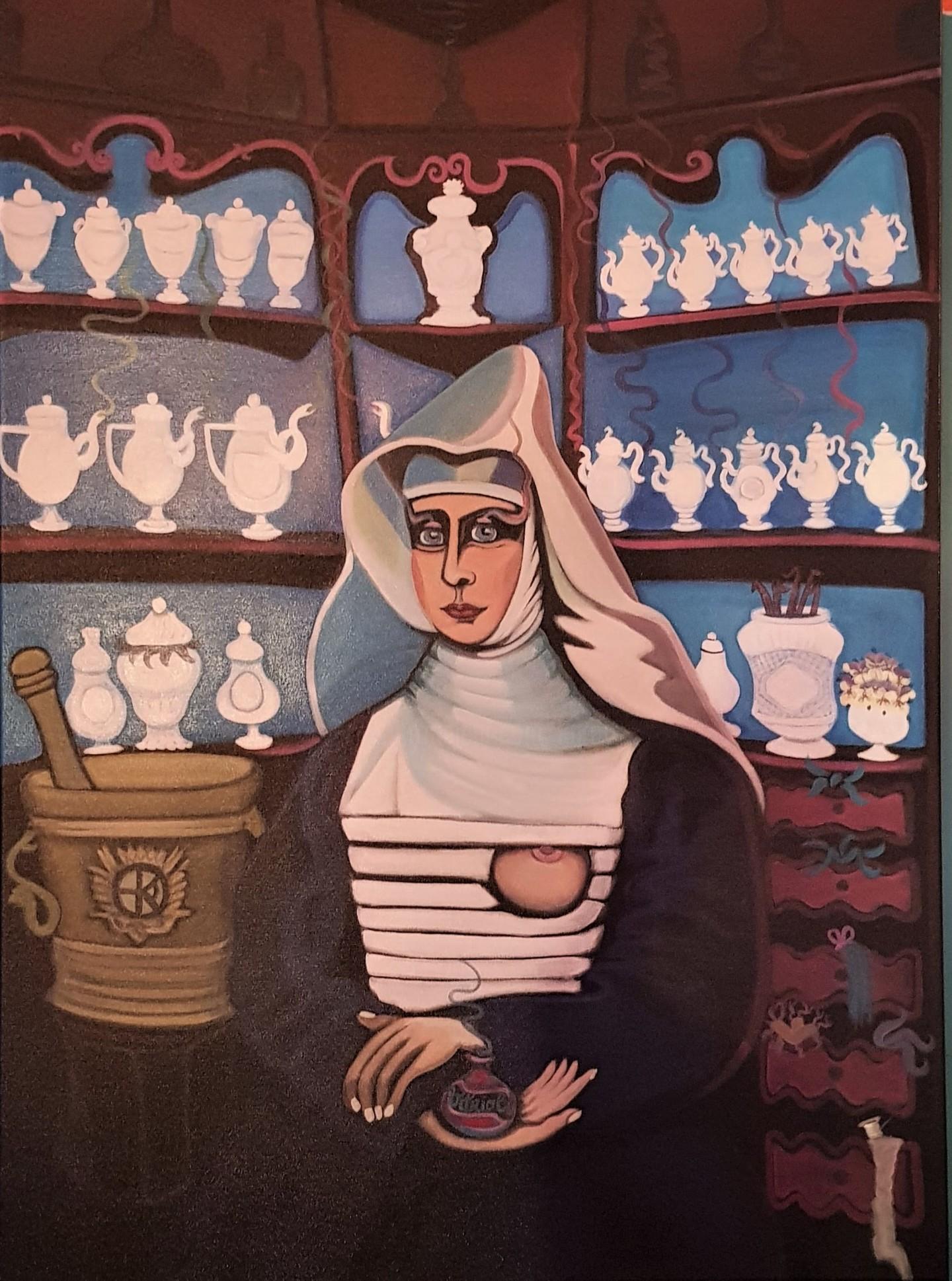 Karotte - La Pharmacie d'Hildegarde de Bingen XII eme