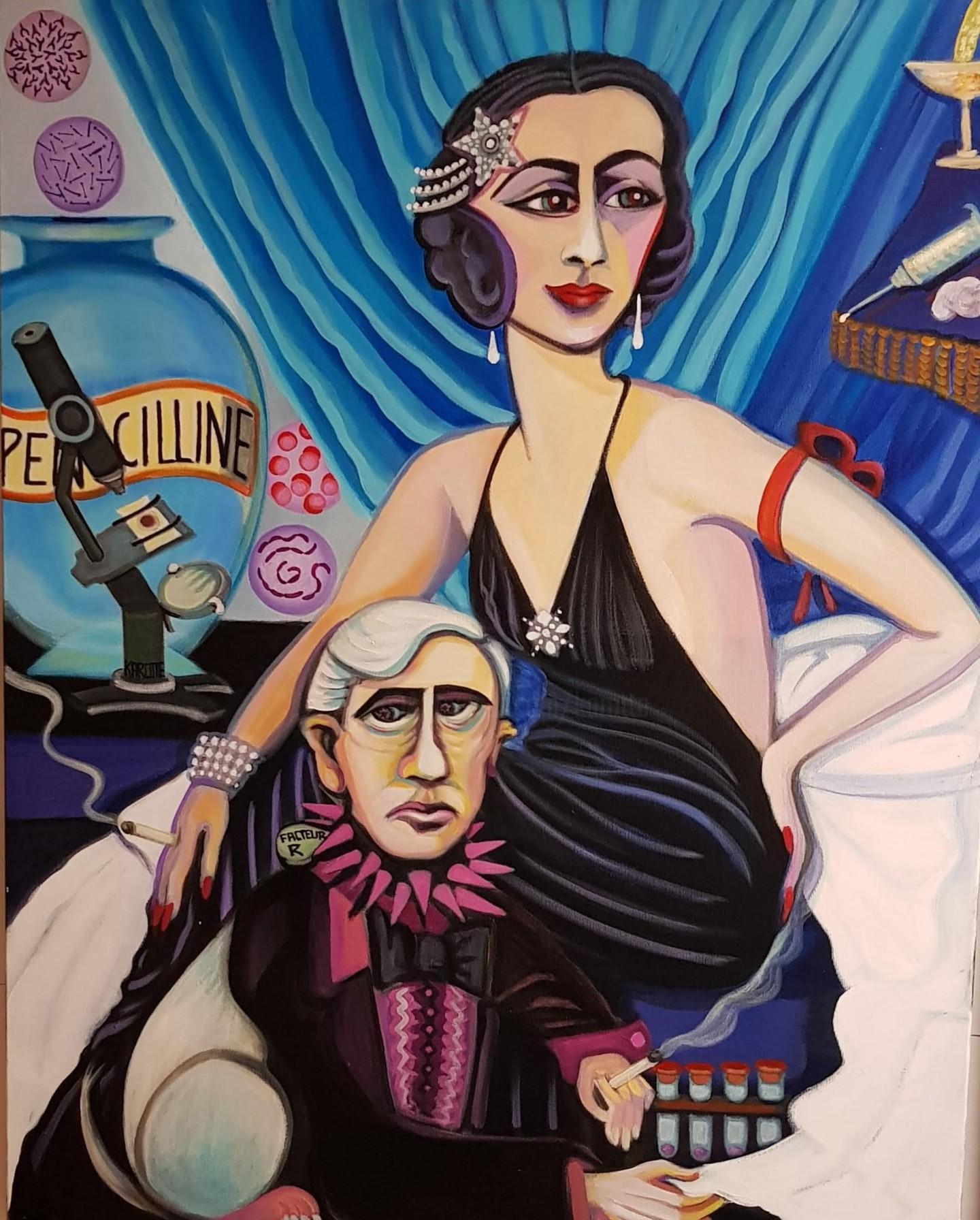 Karotte - Alexander Fleming, la pénicilline et le facteur R