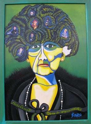Marie Cassat