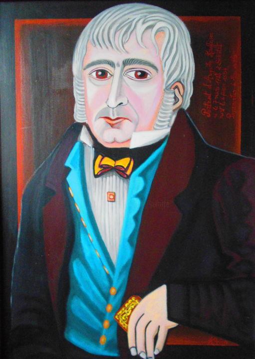 karotte - Portrait d'Auguste Kauffeisen