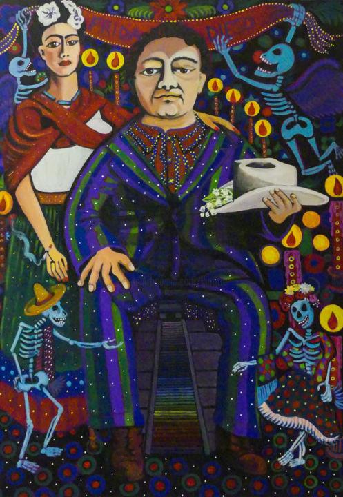karotte - Frida et Diego : Les militants